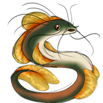 Cat Fish Serpent Cat Fish Serpent - AT
