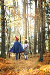 Those who travel through the wood . OTGW