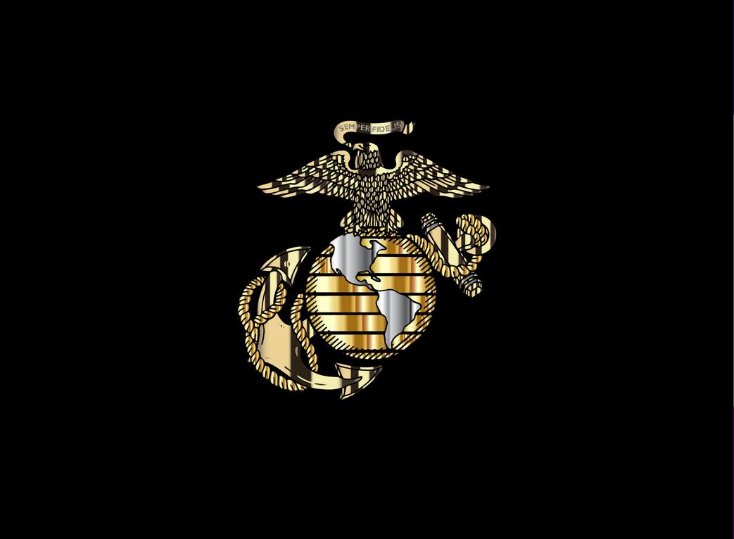 USMC Eagle, Globe, Anchor by SemperAndroid on DeviantArt