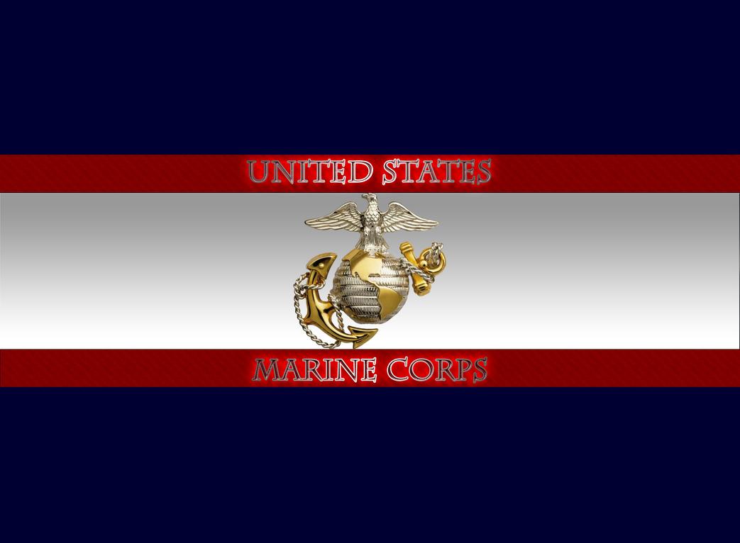 USMC EGA Wallpaper for Xoom by