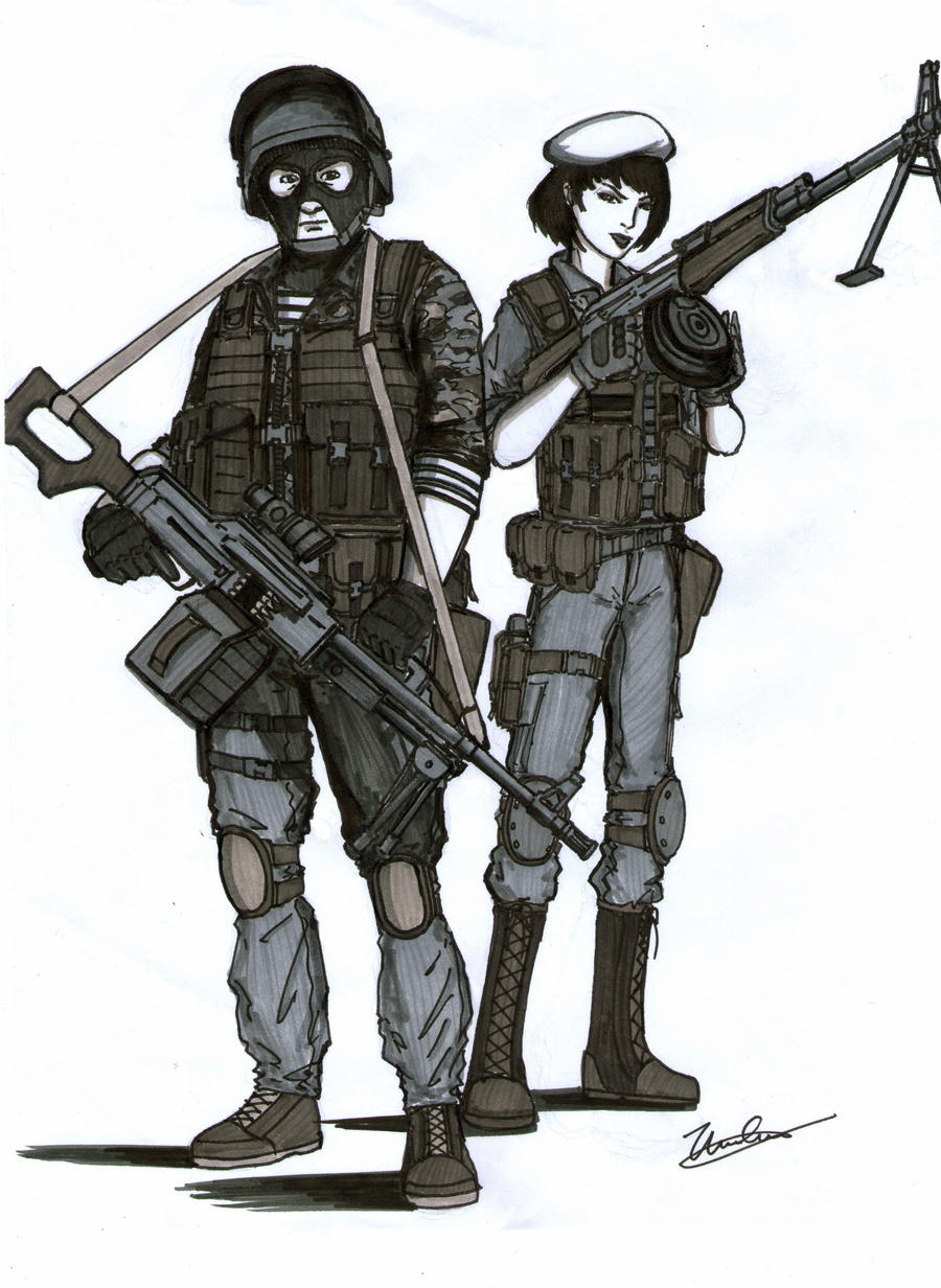 Bf 3 Russian Support Class By Thomchen114 On Deviantart