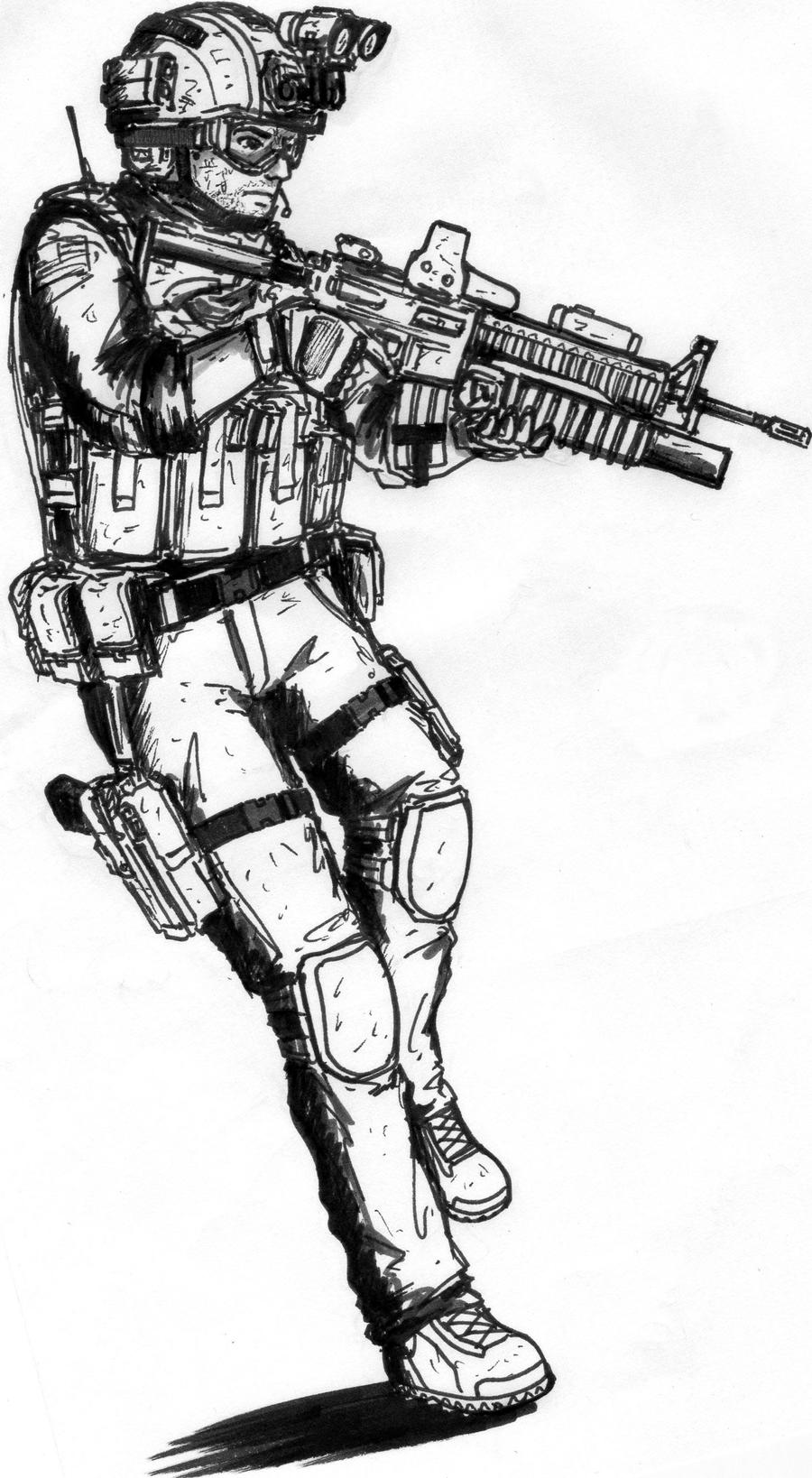 call of duty mw3 coloring pages