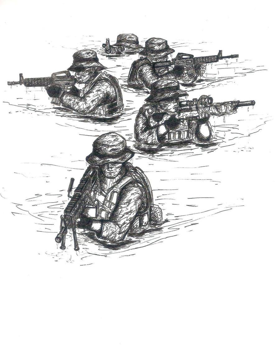 Navy SEALs by ThomChen114