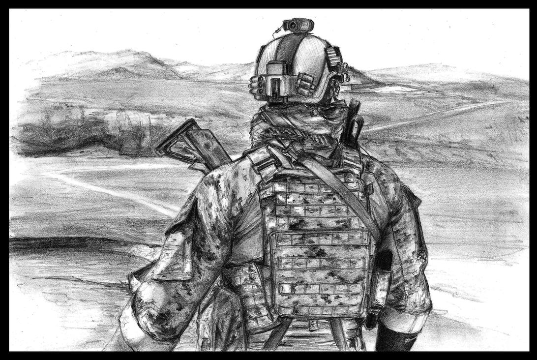 Navy SEAL by ThomChen114