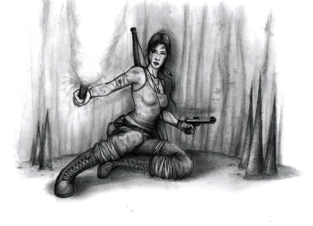 Tomb Raider Reborn by ThomChen114