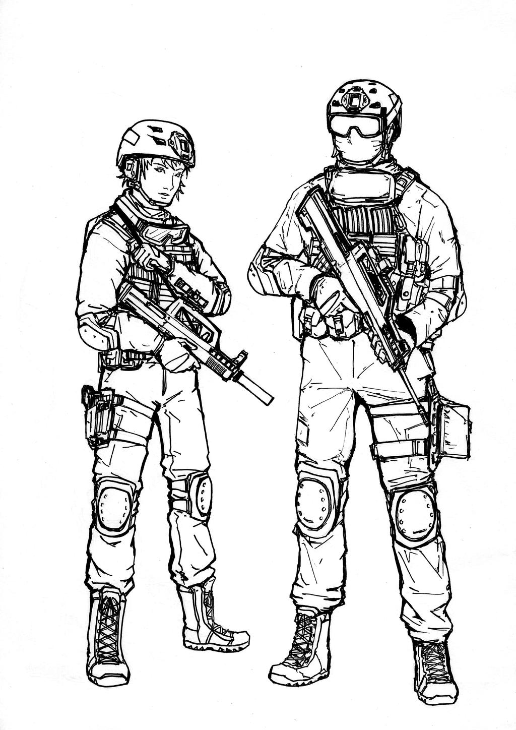 battlefield 4 coloring pages - photo#25