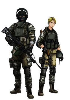 BF4 RU Support class (color)