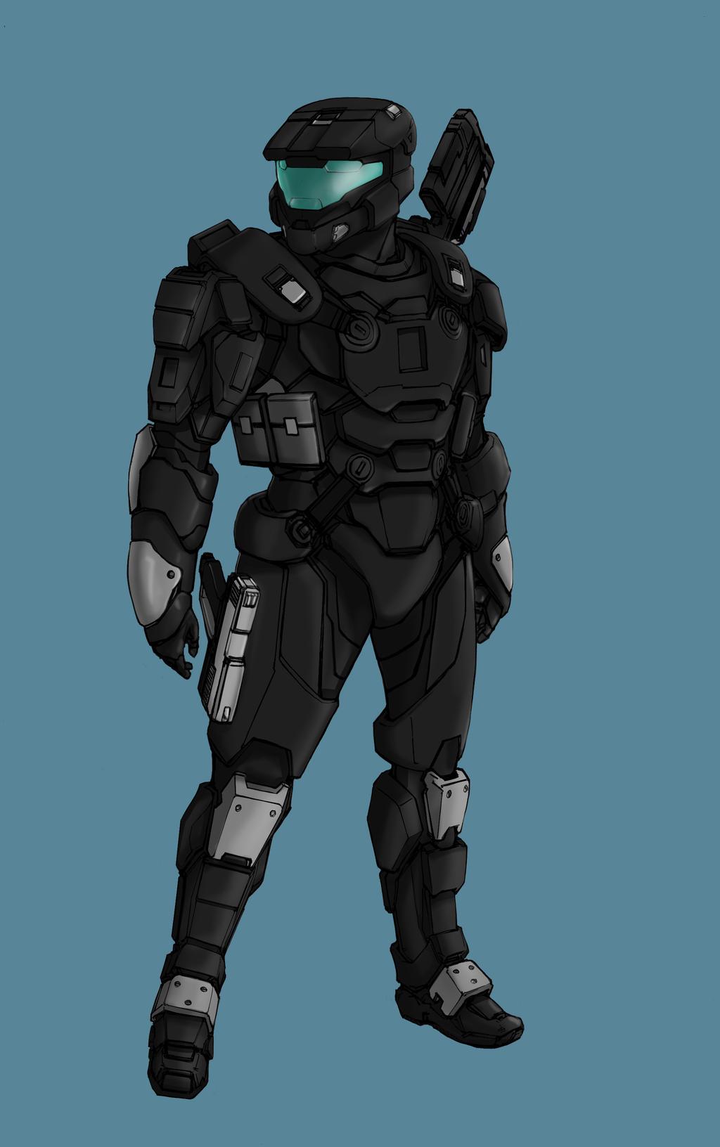 Spartan Spi Commission By Thomchen114 On Deviantart