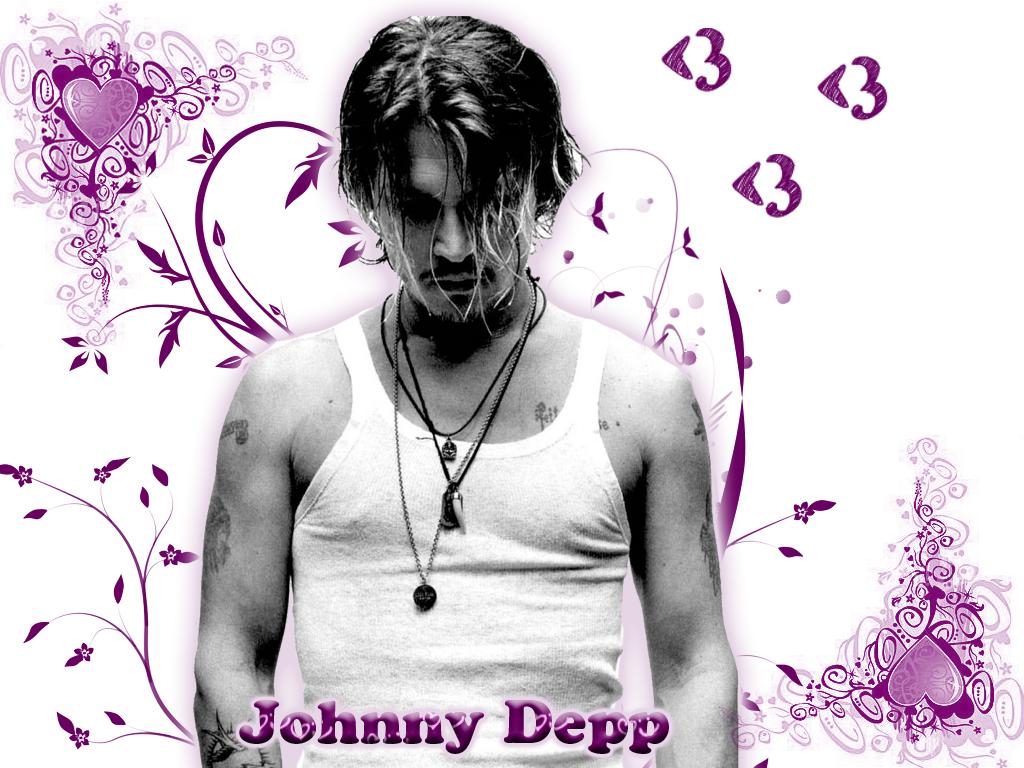 Johnny Depp Love Wallpaper By CarolineVerschoore On DeviantArt