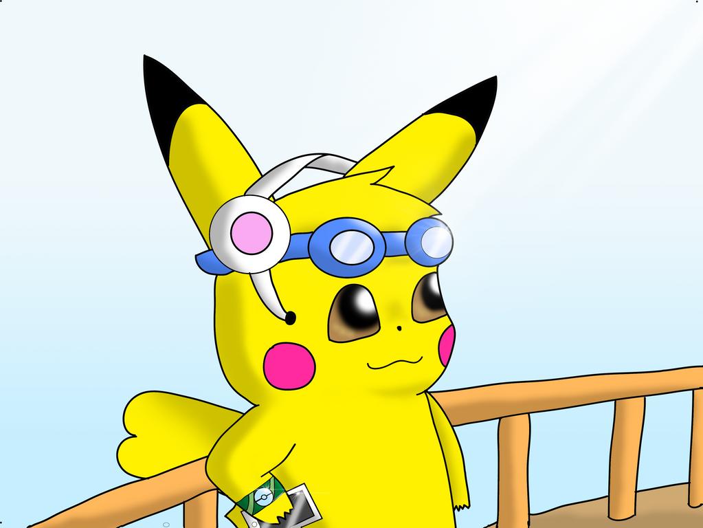 Code the Pikachu by lSnivyl