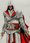 Remastered - Ezio Auditore - Assassin's creed