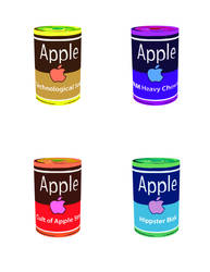 Apple's Soup in Color