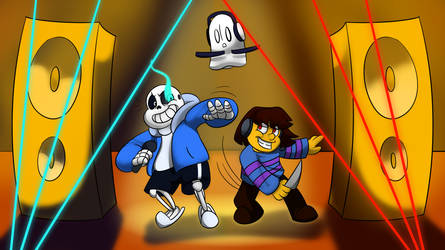 Undertale - Bad Time (Youtube)