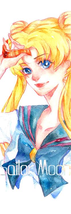 Sailor Moon by henny-ann