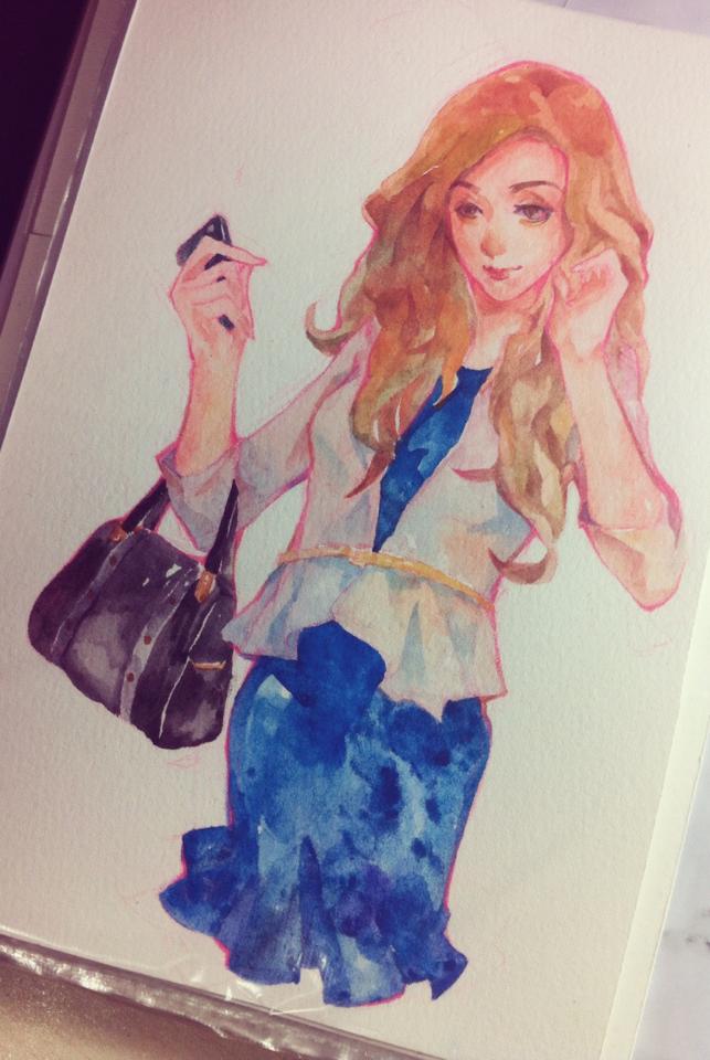 Eliza by henny-ann