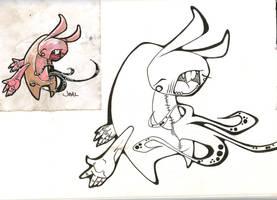 blackbook sketch 4 by SEPHEK