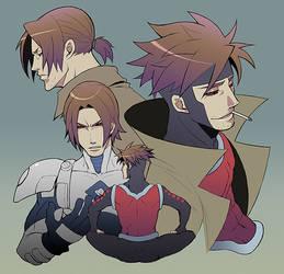 X-MEN:Gambit 7