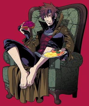 X-MEN:Gambit 8