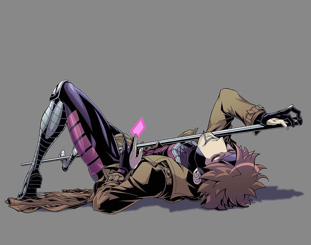 X-MEN:Gambit 12 by togatsuko