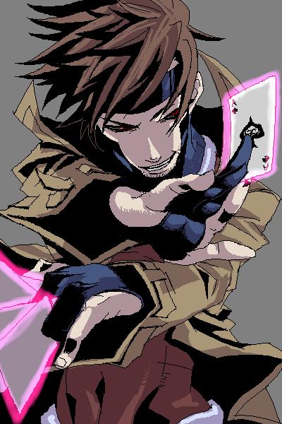 XMEN:Gambit by togatsuko