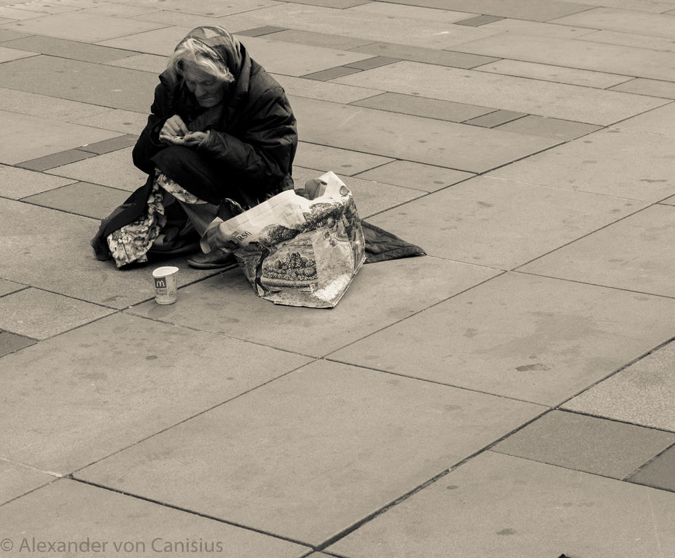 Poverty by AvC-Photo
