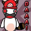 Raccoon Mario Bunny by GMLink