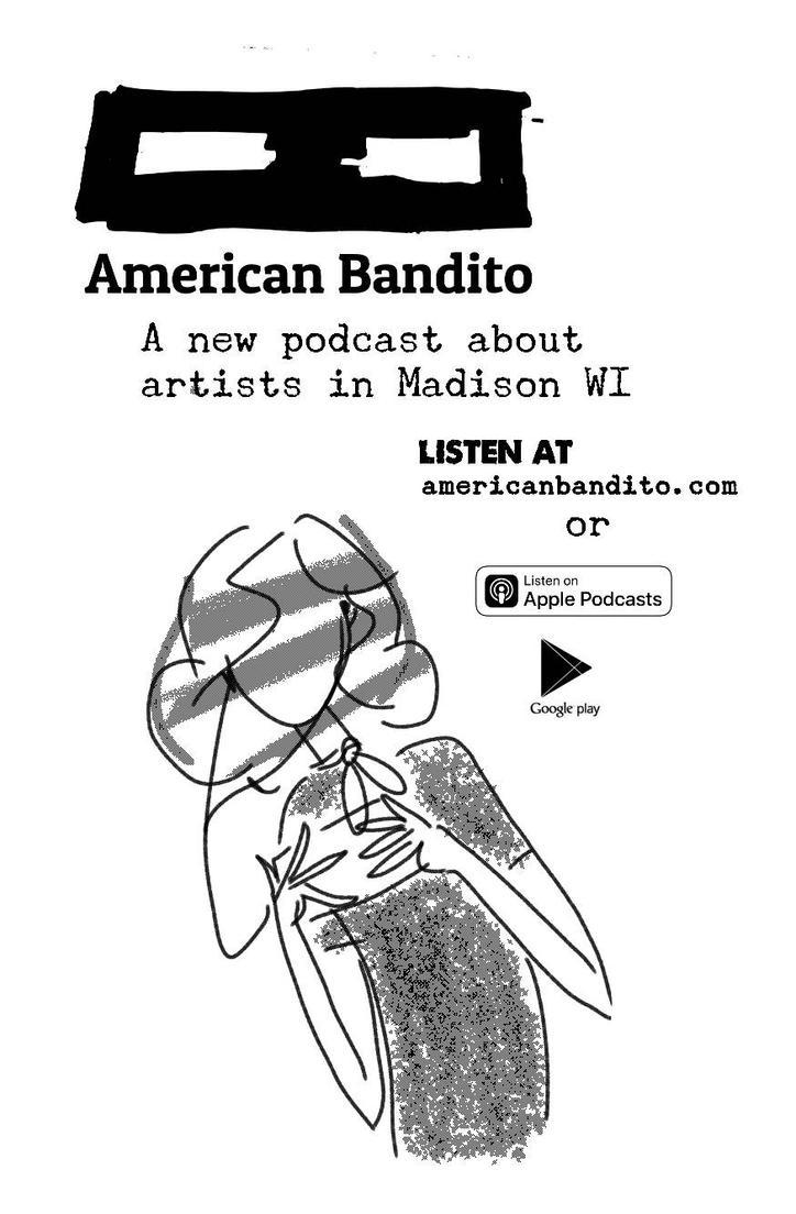 American Bandito flyer by tmray