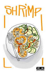 Shrimp by tmray
