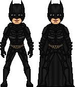 The Batman- TDK and TDKR by ElephantscagedDC