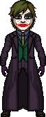The Joker by ElephantscagedDC