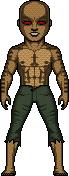 Killer Croc- Waylon Jones by ElephantscagedDC