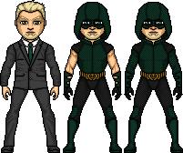 Green Arrow- Oliver Queen by ElephantscagedDC