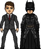 The Batman of Earth 2- Bruce Wayne by ElephantscagedDC