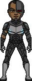 Cyborg- Victor Stone by ElephantscagedDC