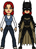 The Batgirl I- Barbara Gordon by ElephantscagedDC