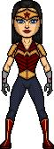 Wonder Woman of Earth 2- Diana Prince by ElephantscagedDC