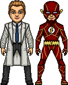 05- Barry Allen- The Flash by ElephantscagedDC