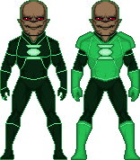 Green Lantern Kilowog by ElephantscagedDC