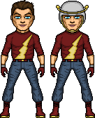 Jay Garrick- The Flash by ElephantscagedDC