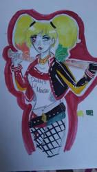 Harley Quinn~ by SoulMarabae