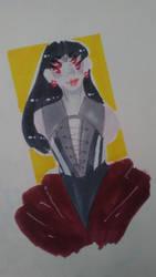 Veronica the Spyder Quien by SoulMarabae