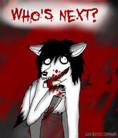 RQ : Jeff the wolf killer by Louwky