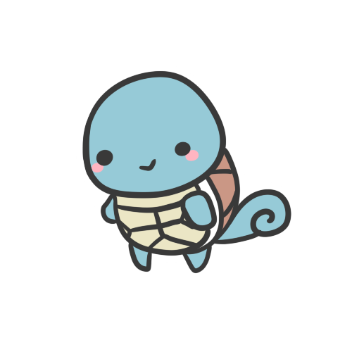 007 squirtle by pinkbunnii