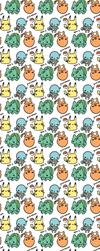 gen1 pokemon background [free to use] by pinkbunnii