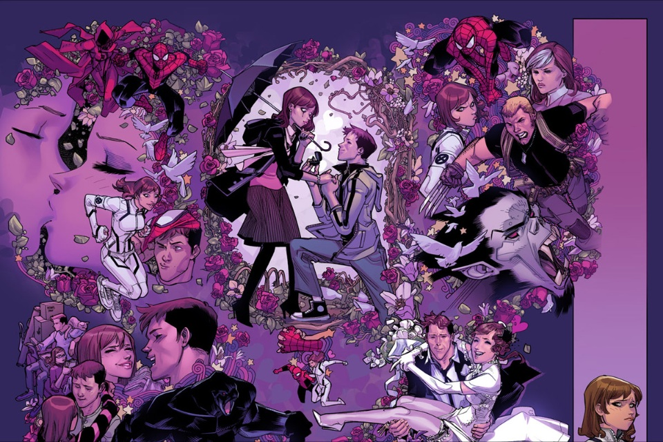 Pictures of Shadowcat And Spiderman Kiss - #rock-cafe