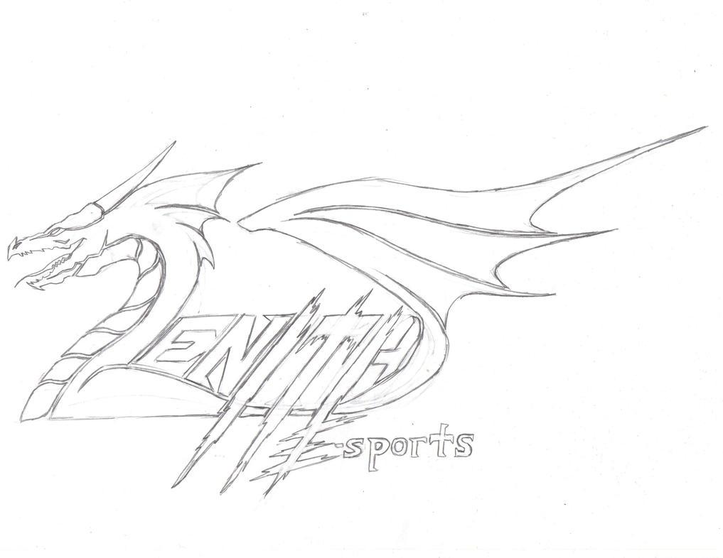 Zenith Esports Logo by Boss-Verdan