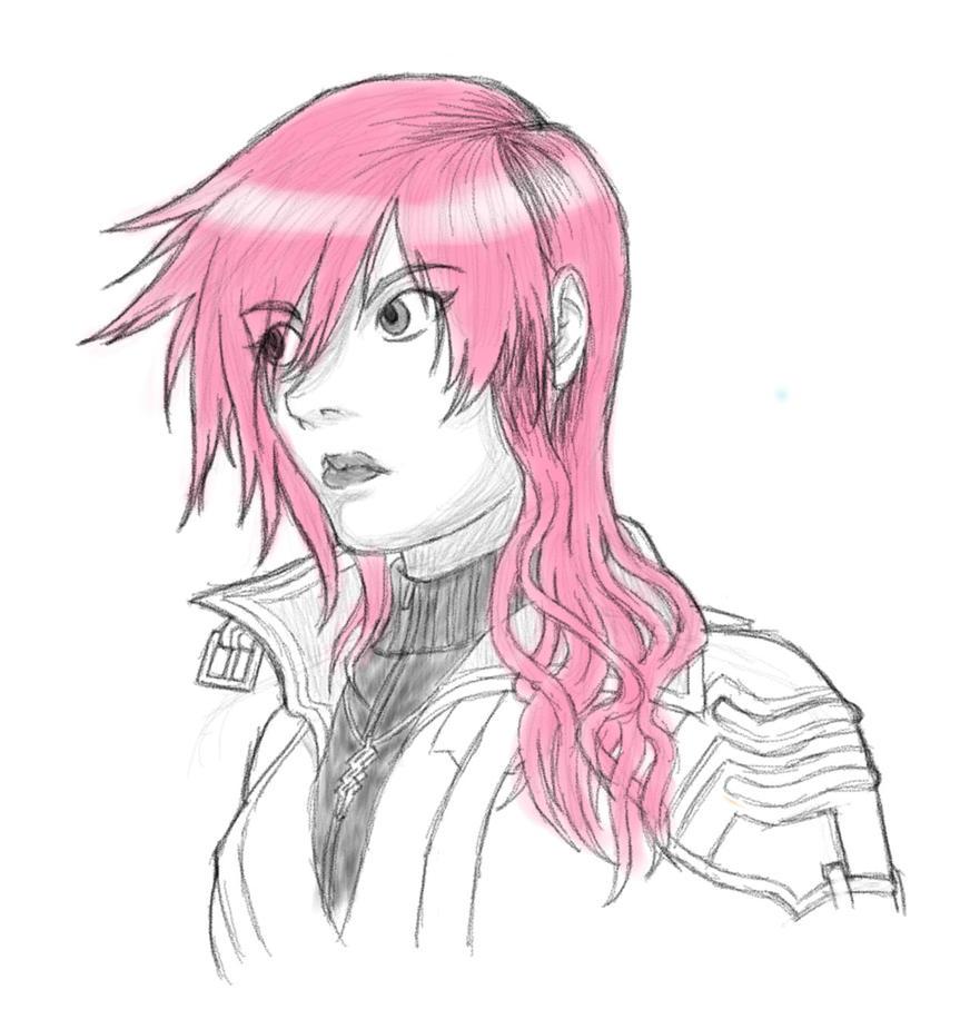 Lightning Farron by Boss-Verdan
