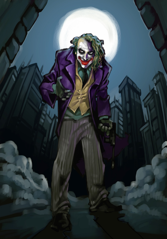 Joker - Wikipedia, la enciclopedia libre