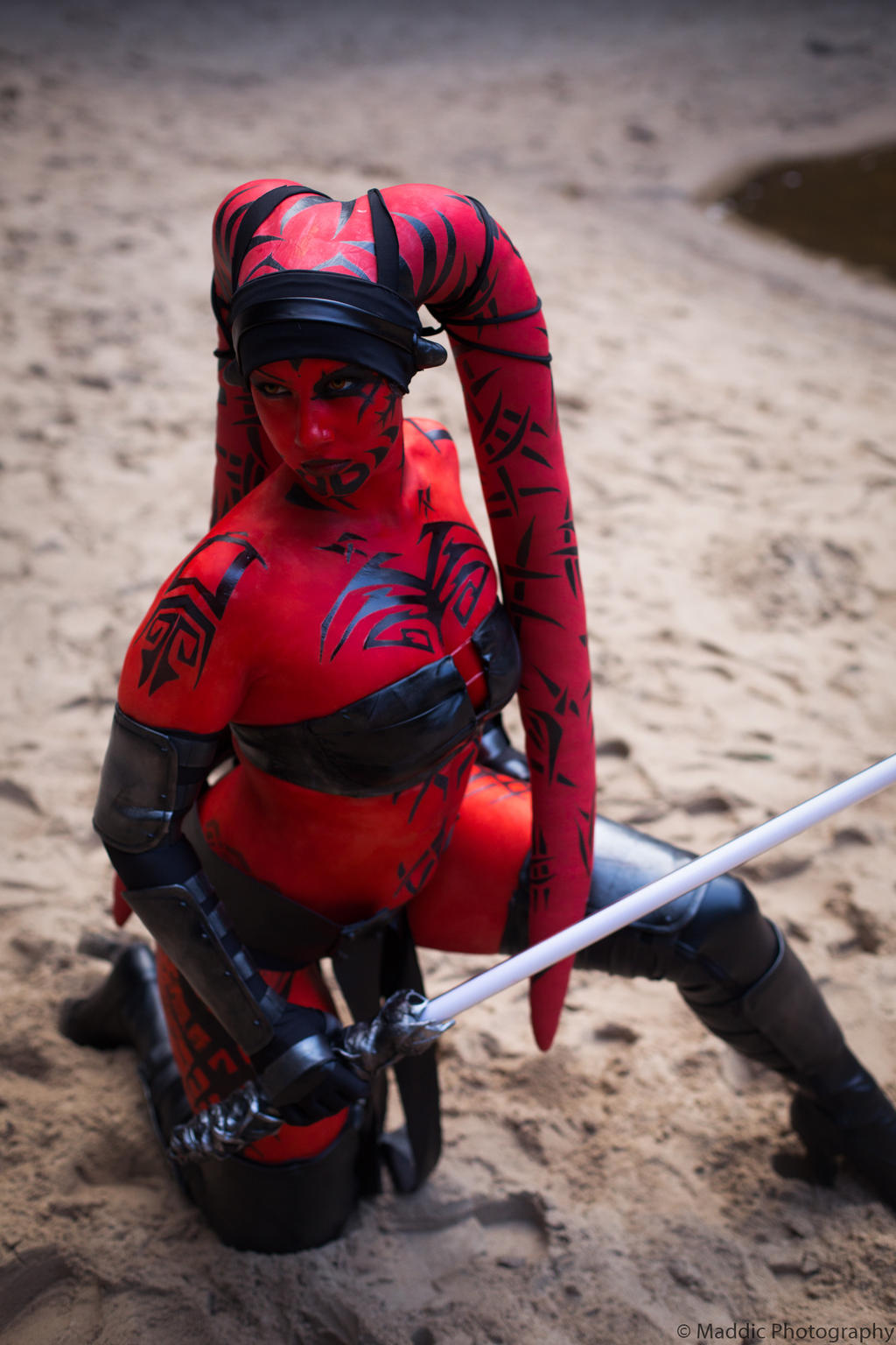 Darth Talon - Star Wars cosplay by MaddicPhotography on ...