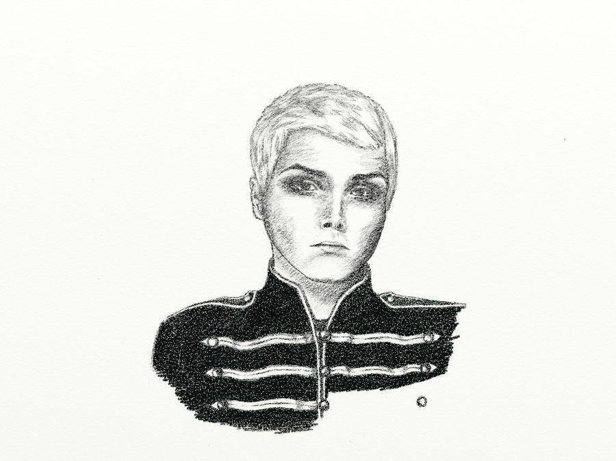 Gerard Sketch by Shashel